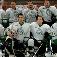 Kőbánya jégkorongcsapata a White Sharks