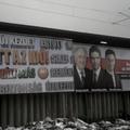 A kampány elkezdődött, fotózz le egy választási plakátot!