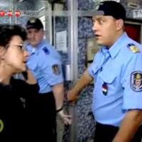 Szánalmas körülmények a kerületi rendőrségen (video)