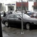 A parkolás császára