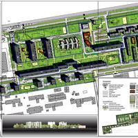 Látványterv a Gyakorló utcai városrész regenerálásáról