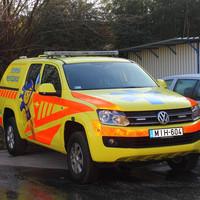 Volkswagen Amarok - Szent Márton Gyermekmentő Szolgálat