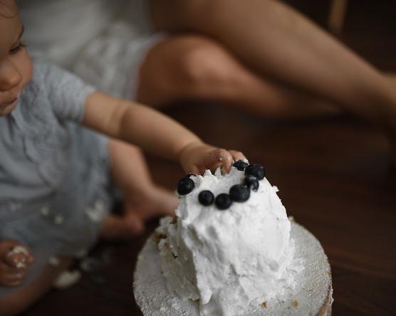 Smash Cake recept