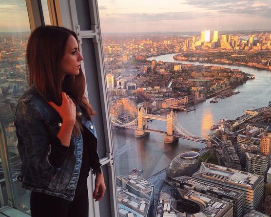 Viki, London / Around the World