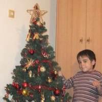 Felnőtt karácsonyfa