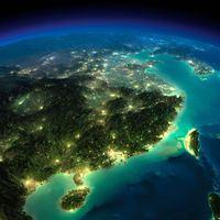 Az űrből nézve elképesztően gyönyörű a földi éjszaka
