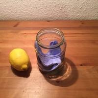 Portörlés citrommal
