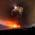 Újra kitört az Etna vulkán - videó!