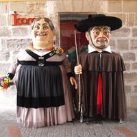 San Lesmes, Burgos patrónusa