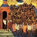 40 mártires de Sebaste