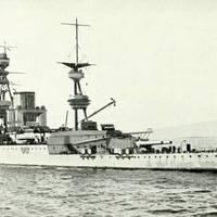 A HMS Courageous repülőgéphordozó
