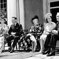 1939. június 11. vasárnap - Hot dog piknik a Hyde Parkban