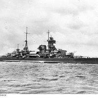 1939. április 29. szombat - Szolgálatba áll az Admiral Hipper nehéz cirkáló