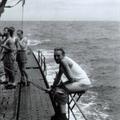 Életkörülmények egy német U-Boot fedélzetén!