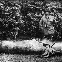 Hermann Göring, a birodalmi fővadász