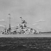 1939. szeptember 20. szerda - Hadrendbe áll a Blücher nehézcirkáló