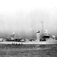 1939. augusztus 11. péntek - USS Hammann