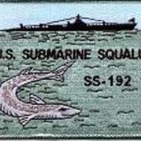 Képek az SS-192, USS Squalus és USS Sailfish tengeralattjáróról