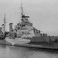 1939. augusztus 5. szombat - HMS Belfast