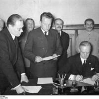1939. szeptember 28. csütörtök - A német-szovjet barátsági egyezmény