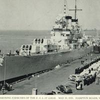 1939. május 19. péntek - USS St. Louis
