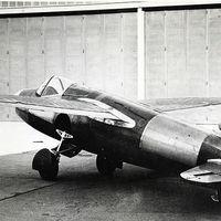 1939. augusztus 27. vasárnap - He 178, az első sugárhajtású repülés