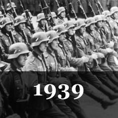 1939 kronológia