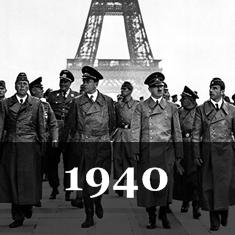 1940 kronologia