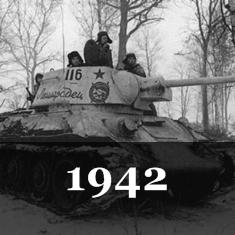 1942 kronologia