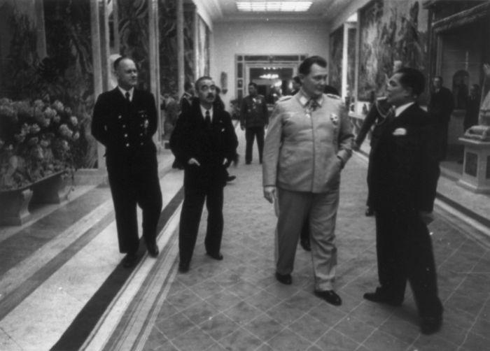 Japán diplomaták is megcsodálták Göring műkincs gyűjteményét