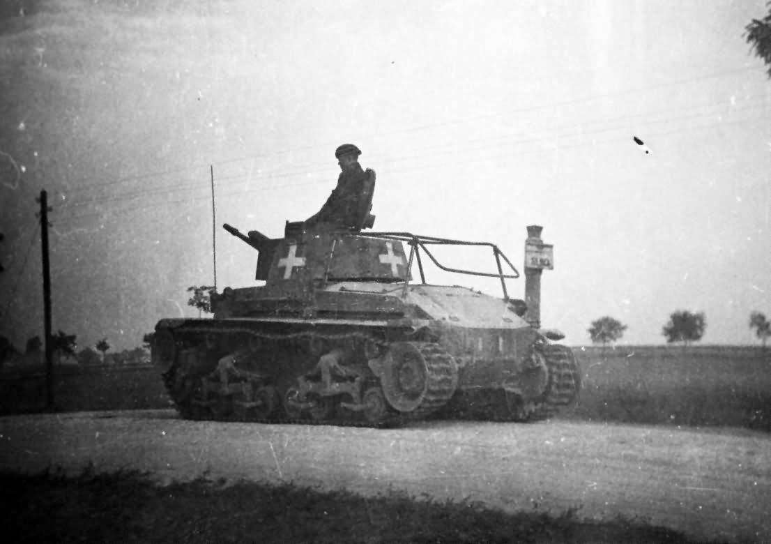 Panzer 35(t) Lengyelországban