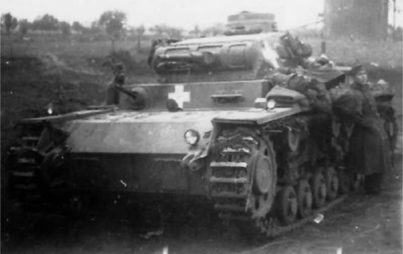 Panzerkampfwagen III Ausf. D
