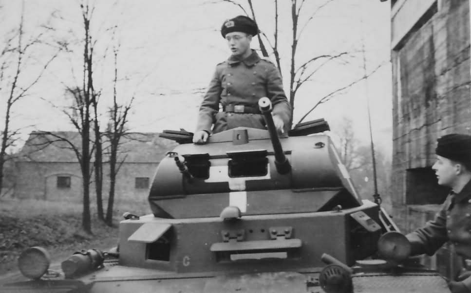 Panzerkampfwagen II