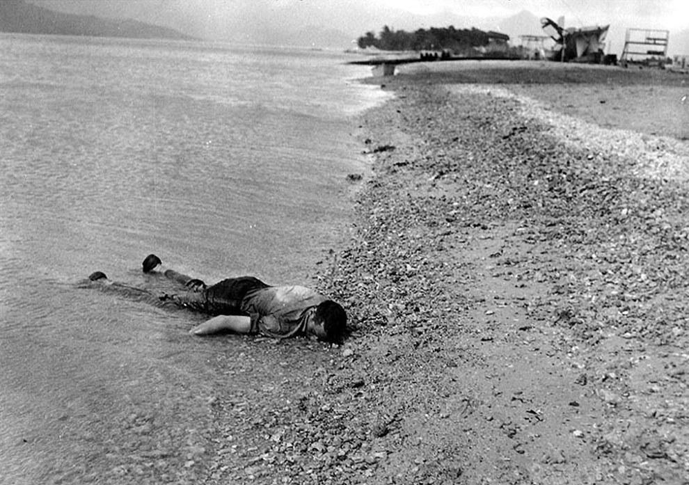 Halott amerikai tengerész partra sodródott holtteste