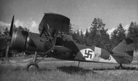 Finn Fokker C.X