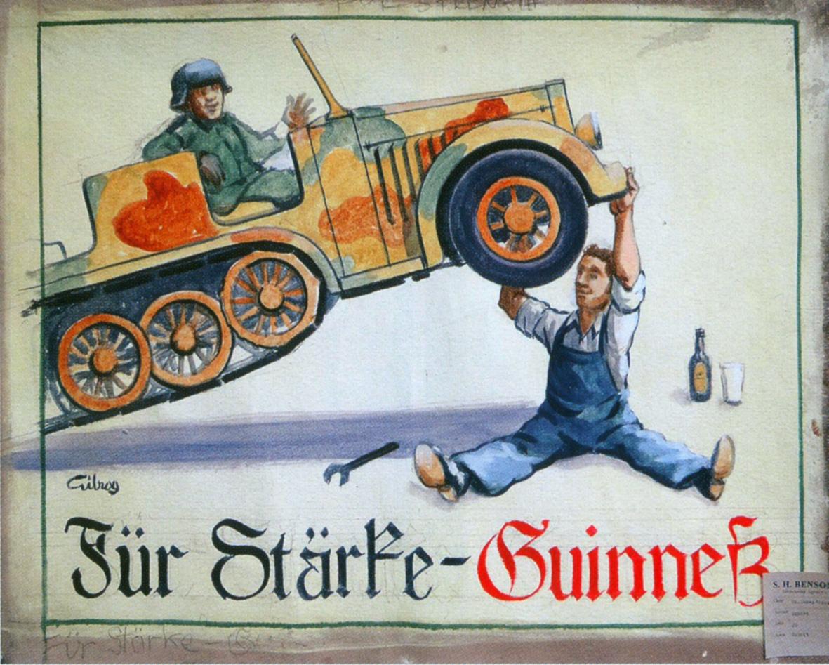 Az erőért - Guinness