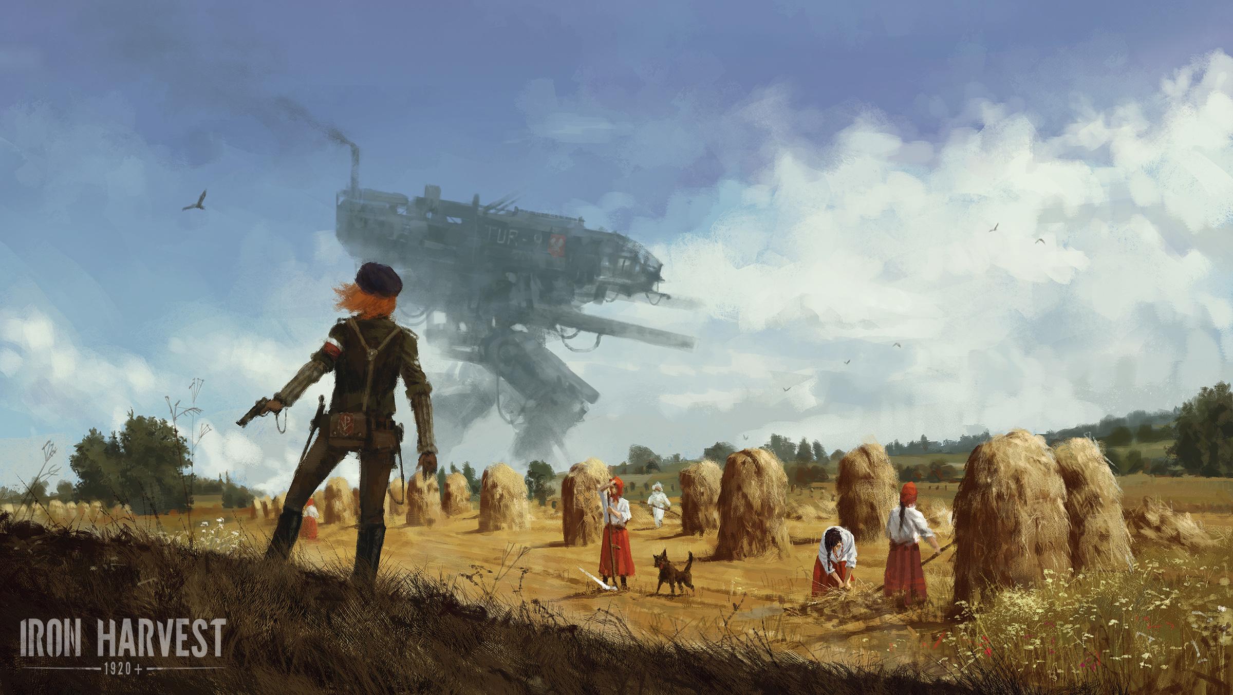 Jakub Różalski<br />Iron Harvest<br />1920+