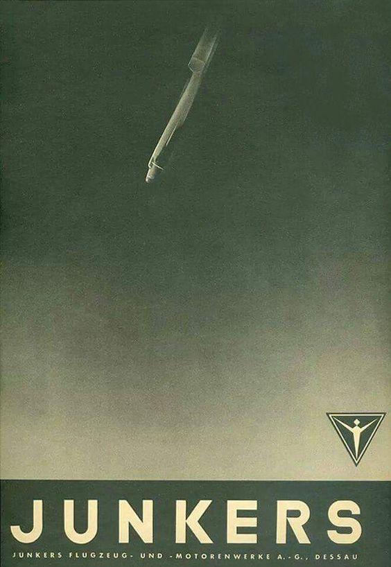 Junkers reklám Ju 86 bombázóval