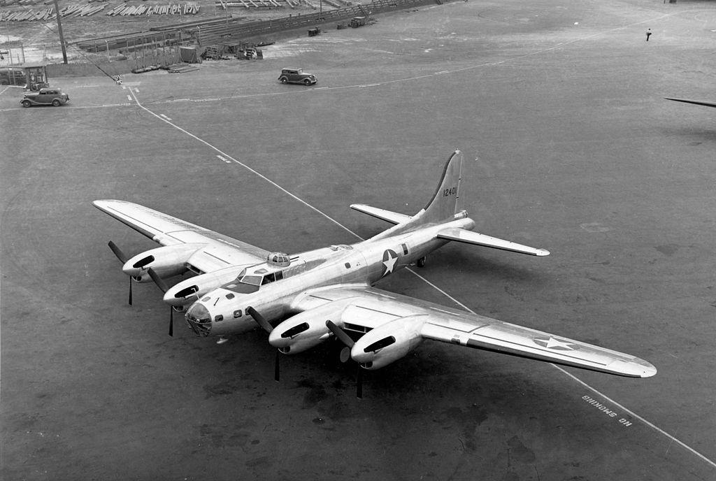 Boeing XB-38
