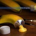 Napi Photoshop - Banánkrém