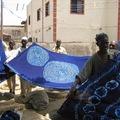 Adire: a nigériai kékfestők művészete