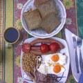 (Angol) reggeli