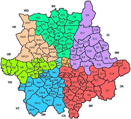 budapest irányítószám térkép Mindennapi szórakozás   London Calling (by me not the Clash) budapest irányítószám térkép