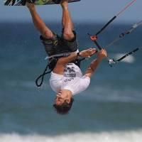 Windsurf vs. kitesurf