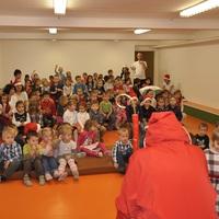 Óriási izgalmak közepette látogatott a Városi Óvodába a Mikulás!