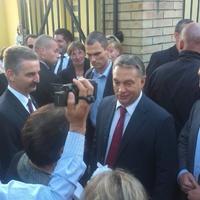 Orbán Viktor miniszterelnök felavatta a megújult Hősök terét