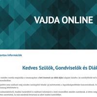 Fellélegezhetnek a bicskei gimnazisták - már működik a Vajda Gimnázium oktatási oldala!