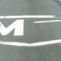 Szombat esti baleset az M1-esen Bicske közelében!