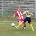9 ember ellen sem sikerült betalálni, gól nélküli döntetlen a kiesési helyosztón: Bicskei TC-Balatonfüredi FC 0-0