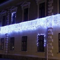Karácsonyi fények a bicskei Hősök teréről!